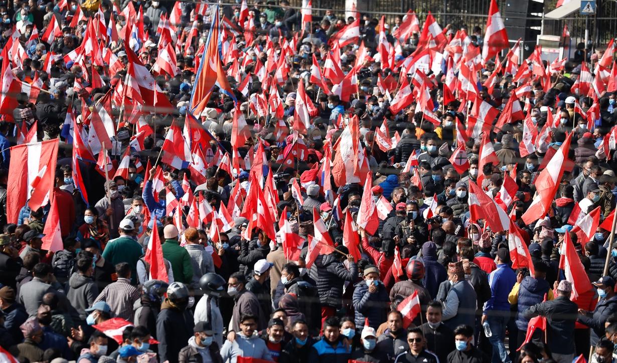 कांग्रेसले १९ हिमाली जिल्लामा दसैंअघि नै जिल्ला अधिवेशन गर्ने (सूचीसहित)